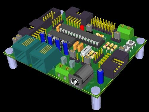 Kicad schematic tutorial for Programmi progettazione 3d gratis